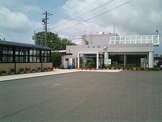 Mikata Station Railway station in Wakasa, Fukui Prefecture, Japan
