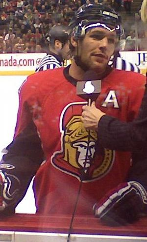 Mike Fisher (ice hockey) - Image: Mike Fisher