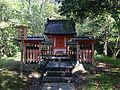 Mikumari Shrine in Usa Shrine.JPG