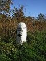 Milestone on B6165 near Scotton - geograph.org.uk - 234739.jpg