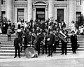 Millers Band, Tacoma Day, Alaska Yukon Pacific Exposition, Seattle, July 16, 1909 (AYP 646).jpeg
