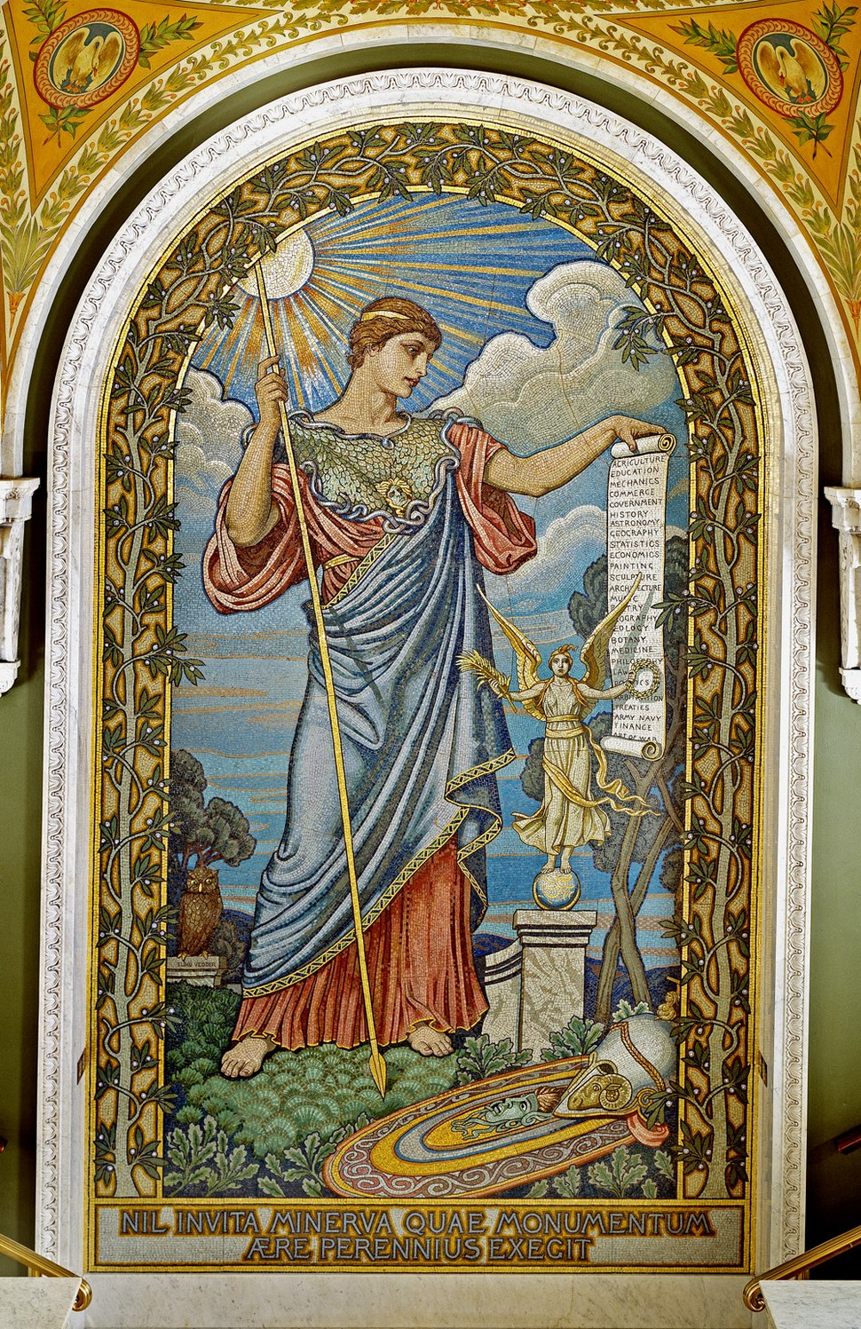 Minerva of Peace