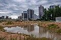 Minsk World residential complex during construction p07.jpg