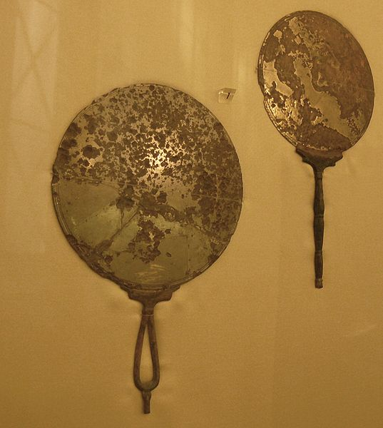 File:Mirrors from Salona.JPG