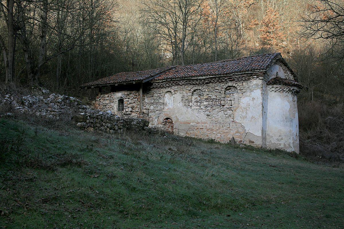 Резултат с изображение за велиновски манастир