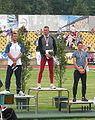Mistrzostwa Polski 2007 podium.jpg