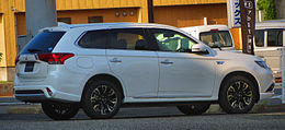 Mitsubishi Outlander PHEV G Safety Package 0382.JPG