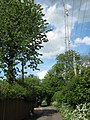 Mobile Phone Mast on Magpie Bottom Road - geograph.org.uk - 1315113.jpg