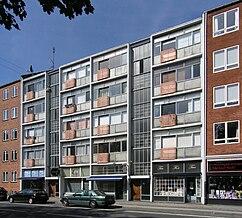 Conjunto de viviendas, Ordrup, Dinamarca (1937)