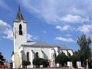 Moldava nad Bodvou - Holy Spirit Catholic Church