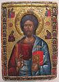 Moldavia, icona reale con cristo e apostoli, 1580-1600 ca..JPG
