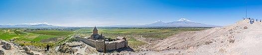 Monasterio Khor Virap, Armenia, 2016-10-01, DD 09-14 PAN.jpg