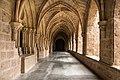 Monasterio de Piedra. Claustro.jpg