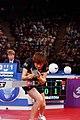 Mondial Ping - Women's Singles - Semifinal - Ding Ning-Li Xiaoxia - 21.jpg