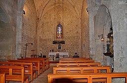 Monestir de Sant Sebastià dels Gorgs (Avinyonet del Penedès) - 39.jpg