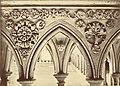 Mont Saint-Michel Abbey, Cloisters. Detail (3485988535).jpg