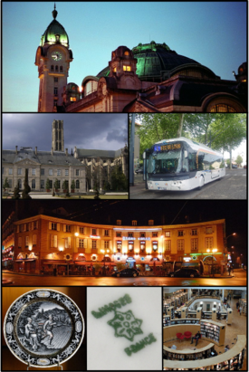 Imagens de Limoges