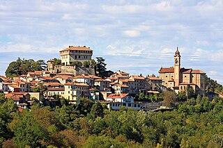 Montaldeo Comune in Piedmont, Italy