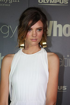 Montana Cox - Montana Cox at the Who Sexiest People Party 2011