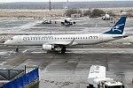 Montenegro Airlines, 4O-AOC, Embraer ERJ-195LR (17463410151) (2).jpg