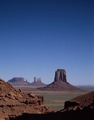 Monument Valley Navajo Tribal Park, which is mostly in Arizona but spills into Utah LCCN2011634572.tif