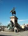 Monument a Víctor Manuel II d'Itàlia de Venècia.JPG