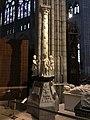 Monument cœur François II Basilique St Denis St Denis Seine St Denis 3.jpg