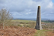 Monument commemorating the dead of the Glamorgan Yeomanry - geograph.org.uk - 1235381