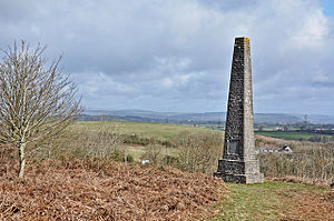 Glamorgan Yeomanry - Glamorgan Yeomanry memorial