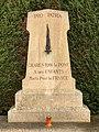 Monument morts Cimetière ancien Charenton Pont Paris 2.jpg
