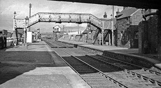 Moor Row railway station