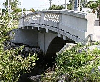 Luten Bridge Company - Moores Creek Bridge, Florida, built 1925