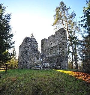 Moosburg, Austria - Arnulf Castle