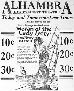 Moran of the Lady Letty 1922 newspaperad.jpg