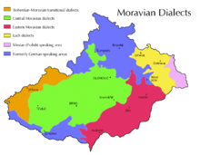 Moravian dialects.png