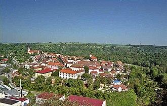 Moravský Krumlov - City
