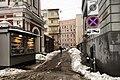 Moscow, Golikovsky Lane from Klimentovsky Lane (25776706880).jpg