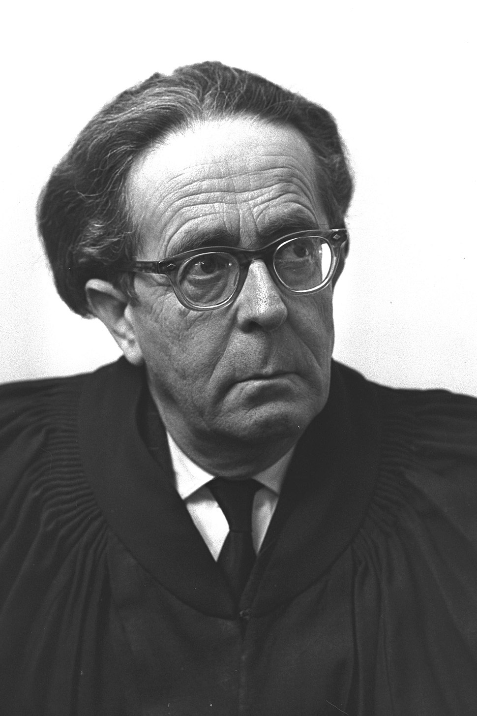 Moshe Silberg 1962