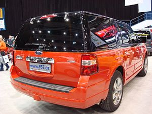 Ford Expedition - 2008 Ford Expedition Funkmaster Flex edition