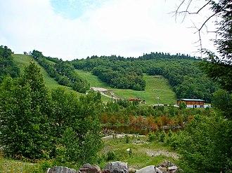 Elliot Lake - Mount Dufour ski hill