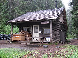 Mowich Lake Patrol Cabin United States historic place