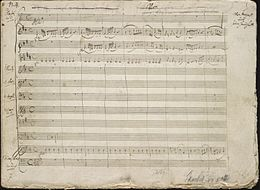 Mozart - Piano Concerto No. 26 - Opening Page of the Autograph Manuscript.jpg