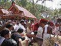 Muchilottu Bhagavathi looking into Manikkinar (2).JPG