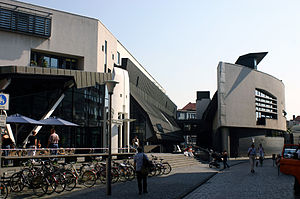 Bolles+Wilson - Münster City Library (1987-1993)