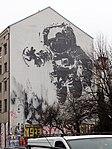 Mural Mariannenstr 45 (Kreuz) Astronaut&Victor Ash&2007.jpg