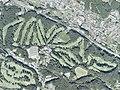 Musashino Golf Club, Hachioji Tokyo Aerial photograph.2019.jpg