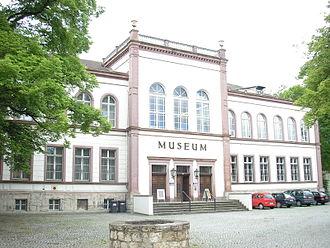 Mühlhausen - Municipal museum at Lindenbühl