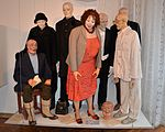 Museum of Minsk Puppet Theatre Master and Margareth.JPG