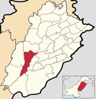 Muzaffargarh District District in Punjab, Pakistan