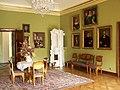 Muzeum Sułkowskich - Sala z galerią obrazów Petera Michała Bochúnia i innych.JPG